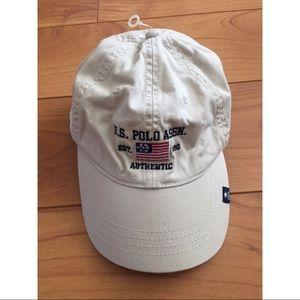 U.S. Polo Assn. Adjustable Baseball Hat
